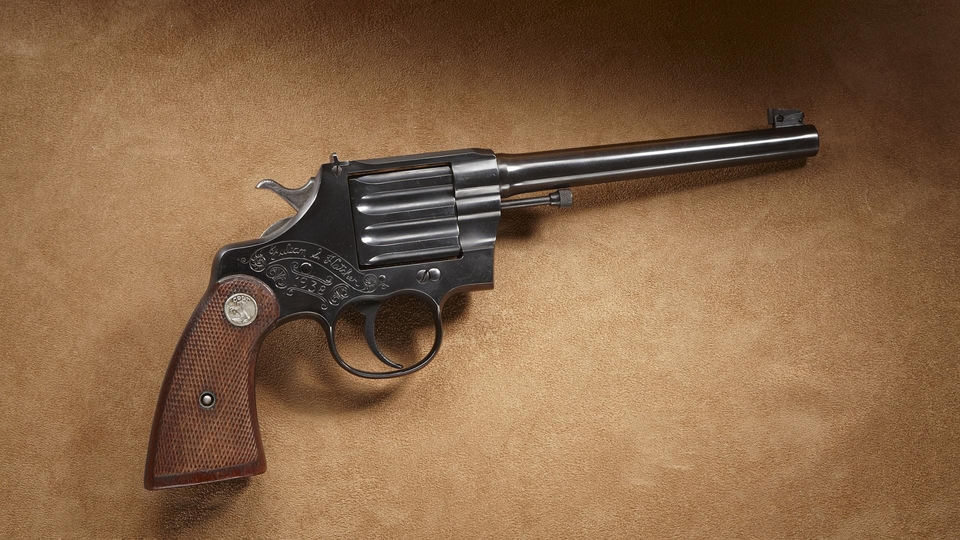 Wallpapers Oakley 3d Colt Revolver Hd Wallpaper Background Image 1920x1080