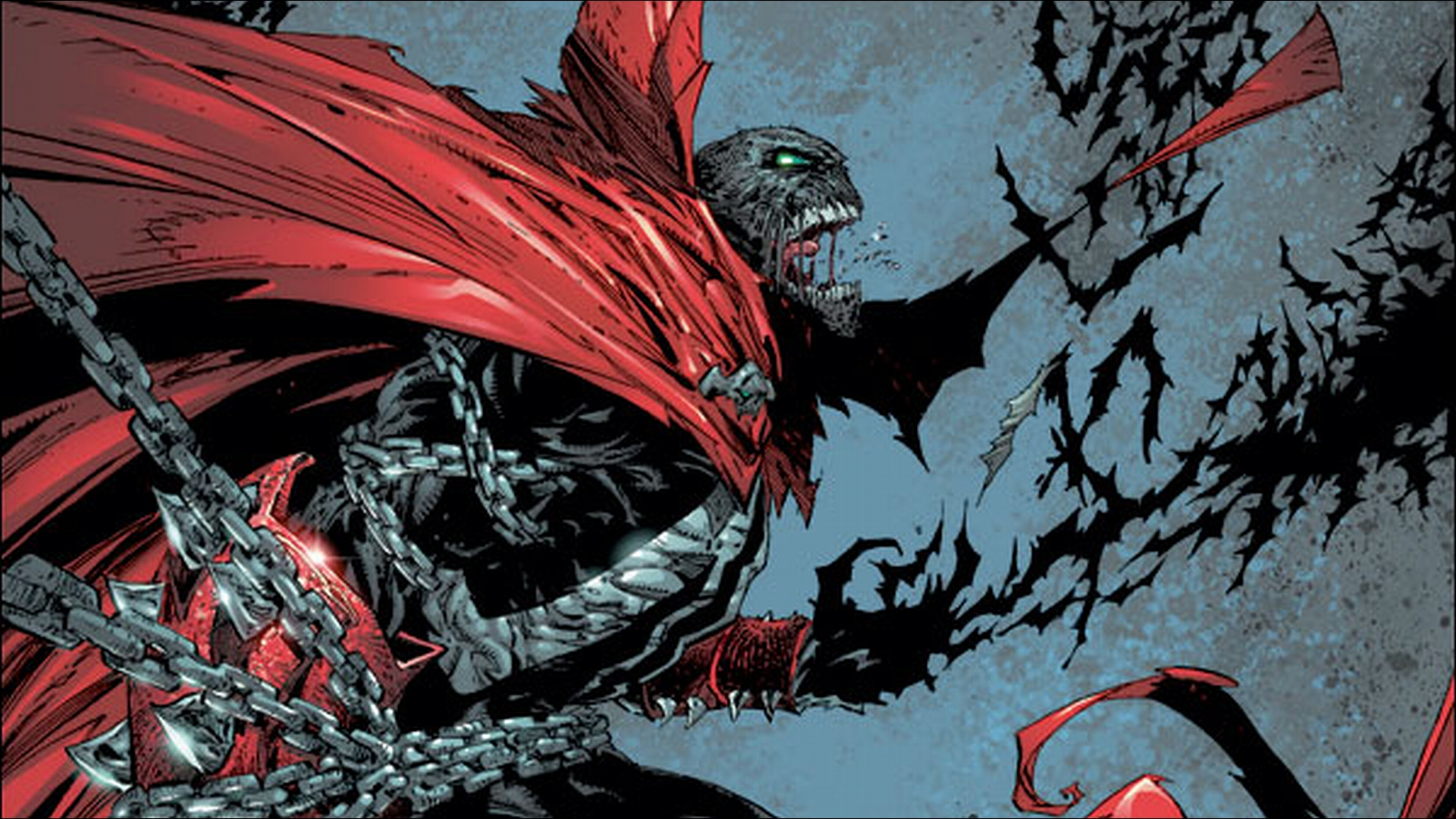 Spawn HD Wallpaper Background Image 1920x1080 ID