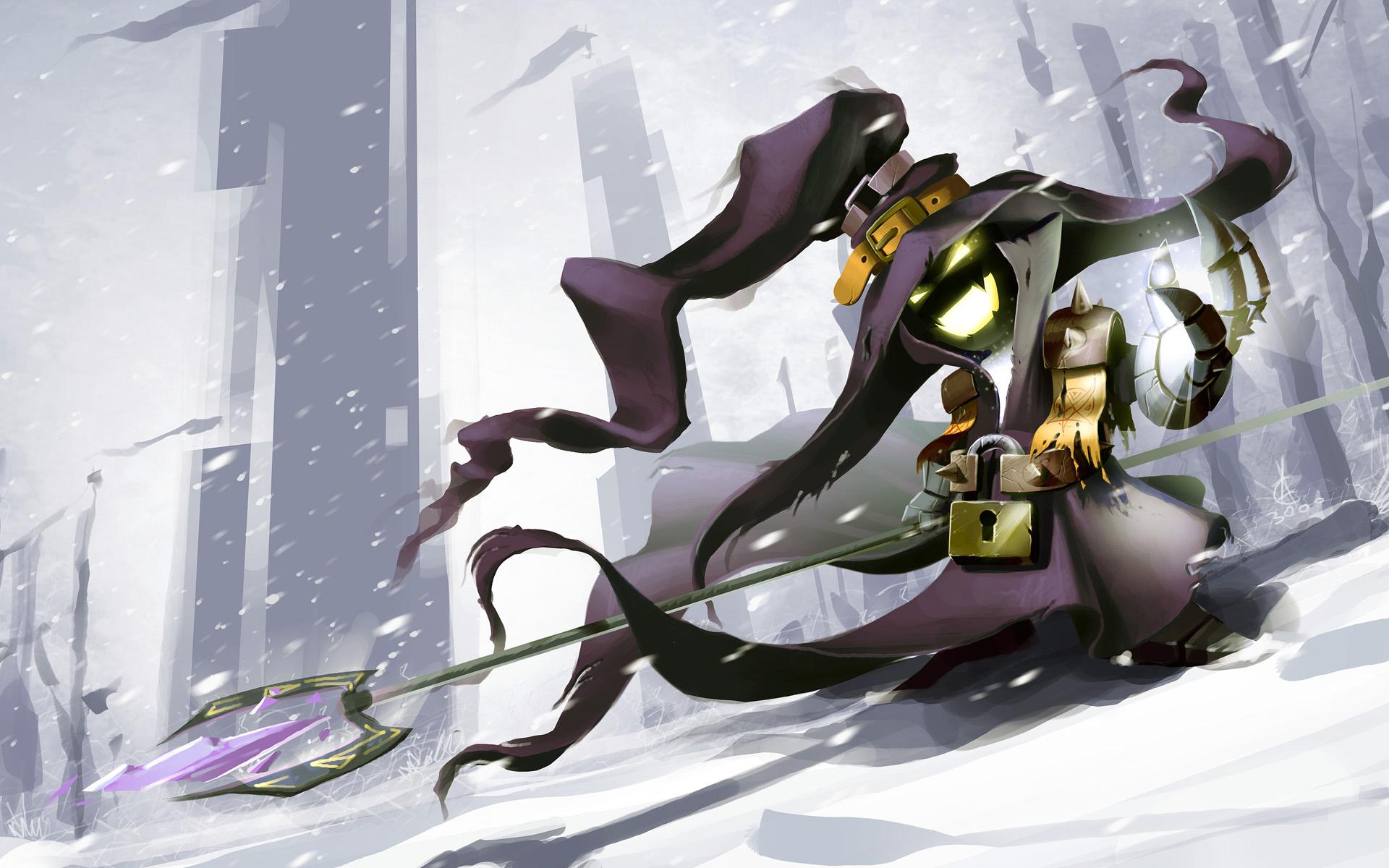 RE:【桌布】英雄聯盟高畫質桌布(圖多注意) @英雄聯盟 League of Legends 哈啦板 - 巴哈姆特