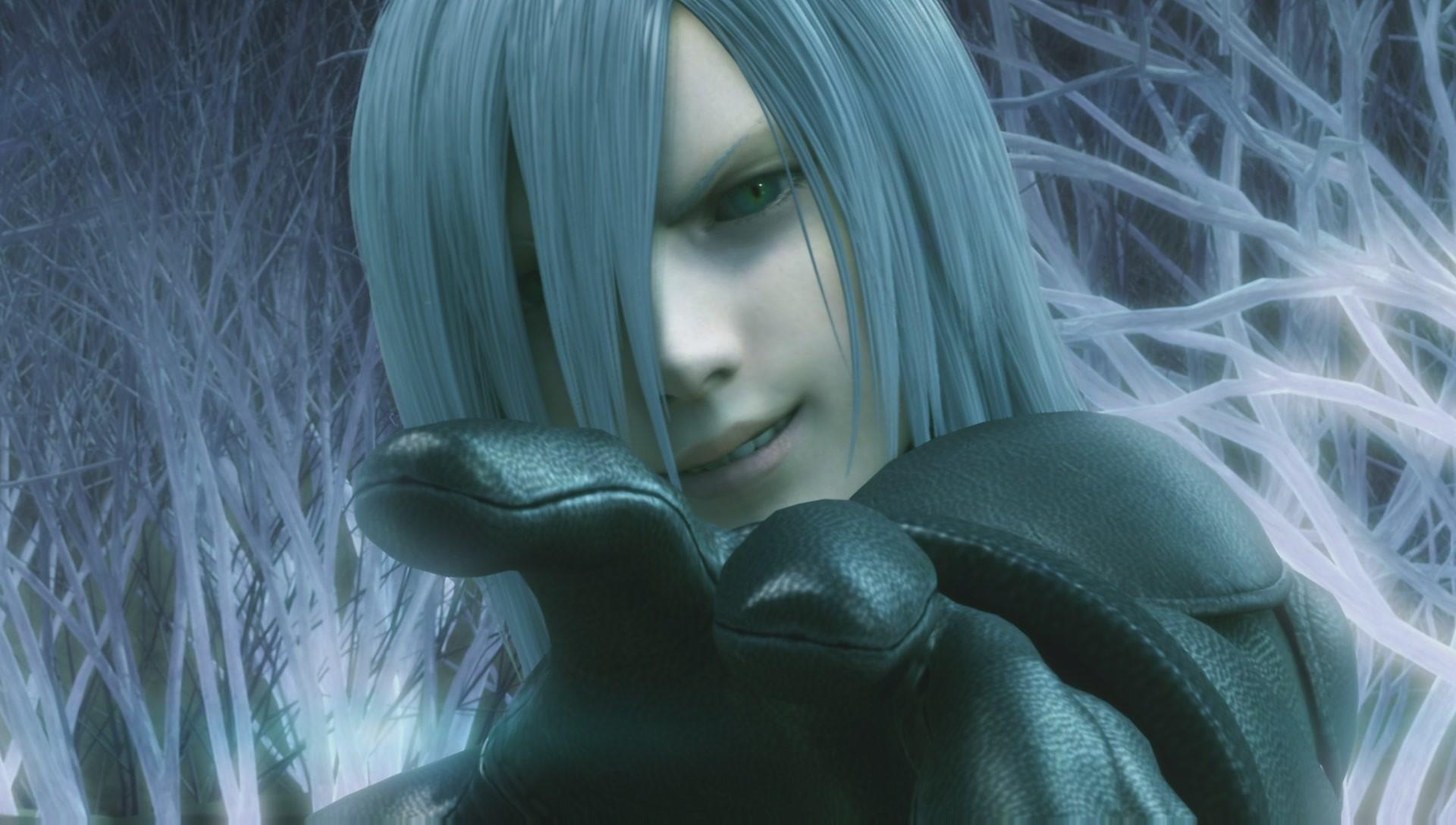 Final Fantasy Xv Wallpaper Iphone X Final Fantasy Vii Advent Children Full Hd Wallpaper And