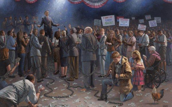 Wake America Hd Wallpaper Background