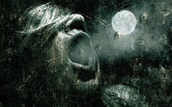 Creepy Dark Horror Art