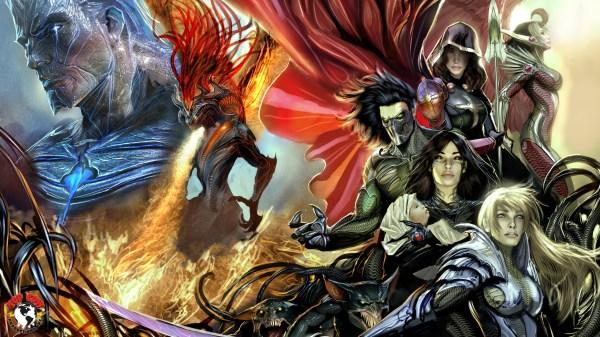 Witchblade Top Cow Comics