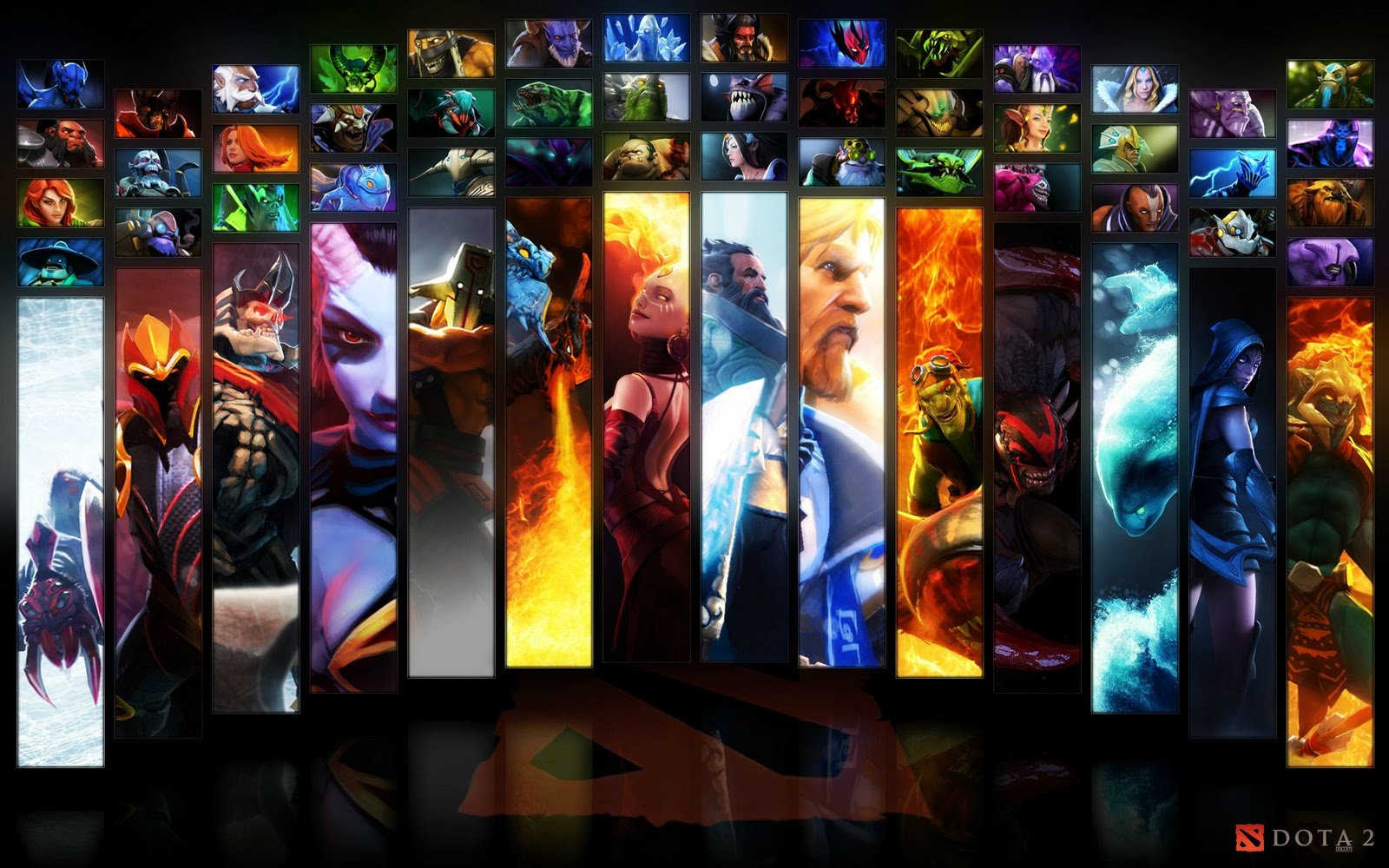 54 DotA HD Wallpapers Background Images Wallpaper Abyss