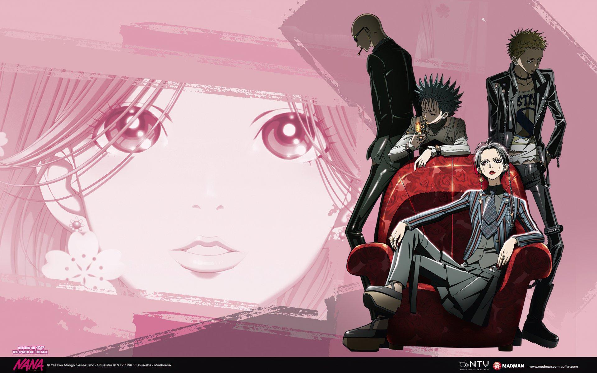 Nana Anime Wallpaper Nana Wallpaper And Background Image 1680x1050 Id 232495