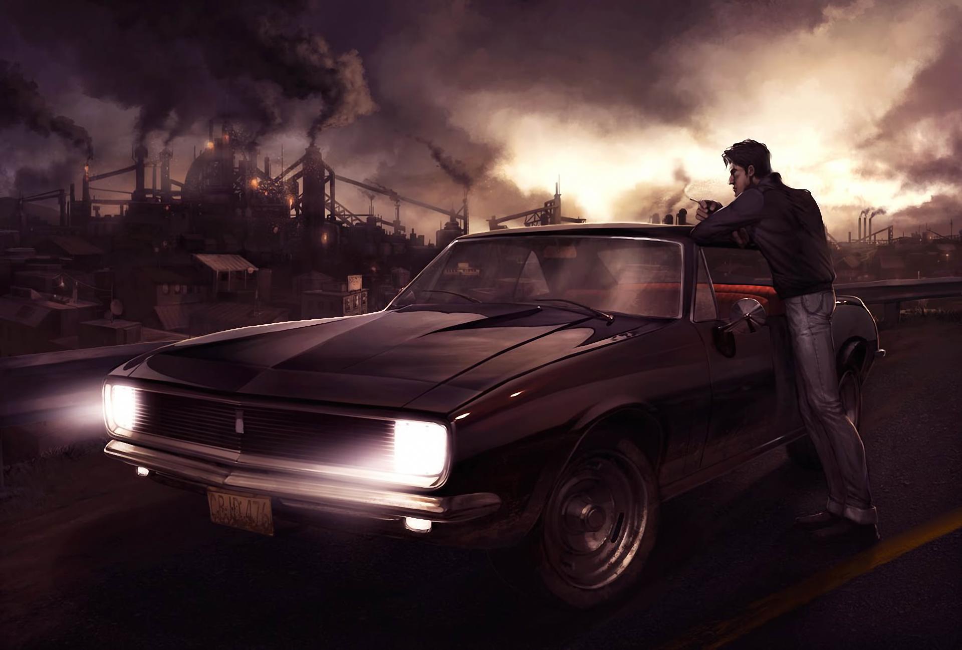 Alpha Coders Car Wallpapers Drake Metal City Hd Wallpaper Background Image
