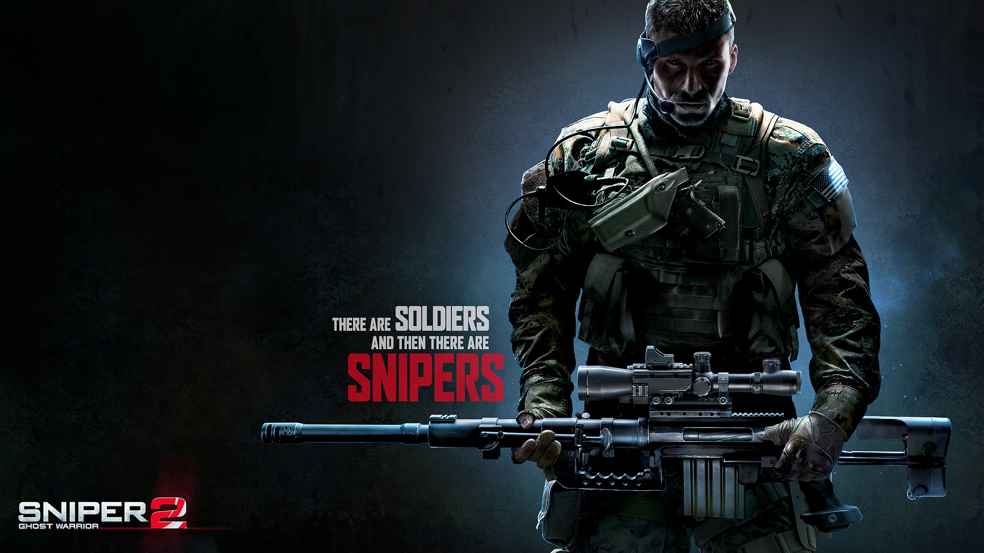 16 Sniper Ghost Warrior 2 HD Wallpapers Backgrounds