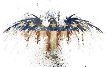 82 american flag hd