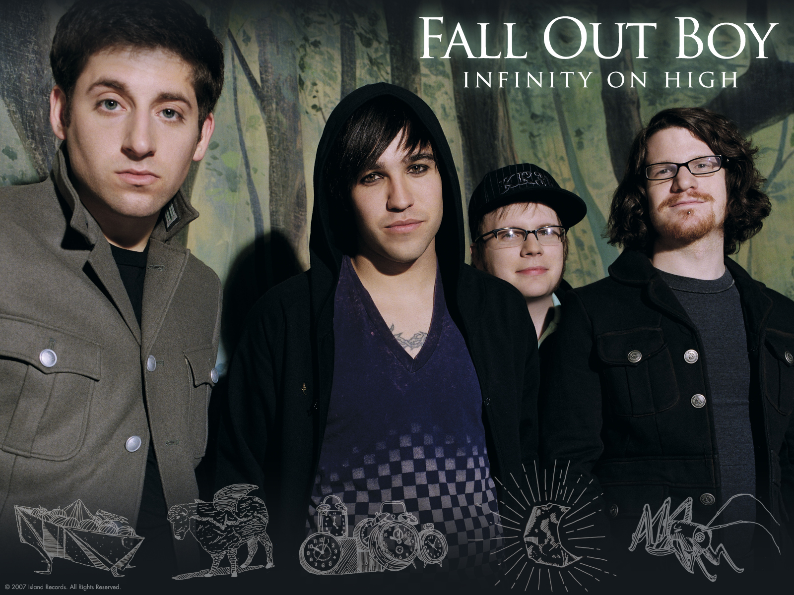 Fall Out Boy Iphone 5 Wallpaper Fall Out Boy Wallpaper And Background Image 1600x1200