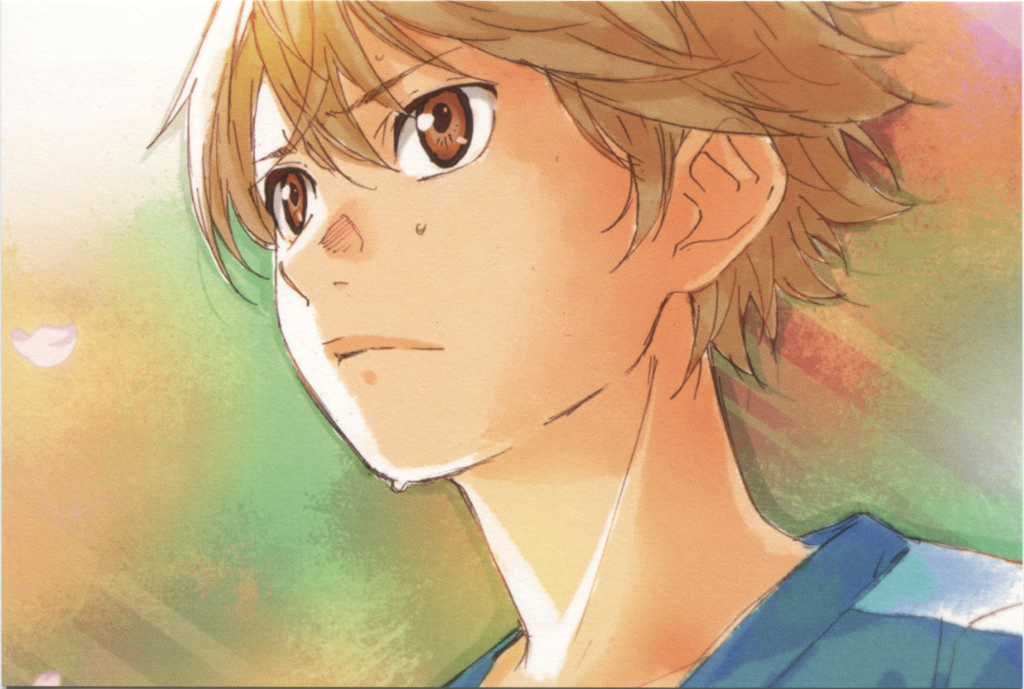 anime like your lie in april