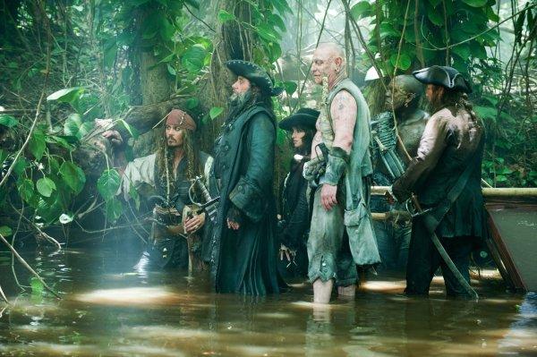 Pirates Of Caribbean Stranger Tides 4k Ultra Hd Wallpaper Background 4256x2832