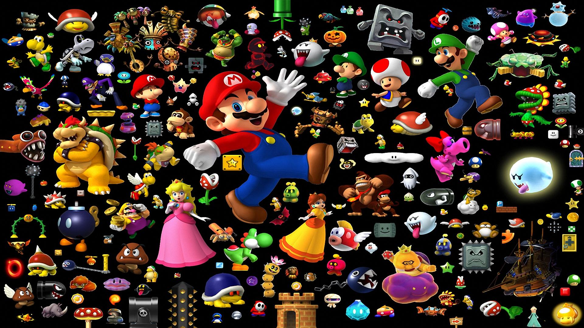 Clown Car Smb Wallpaper Super Mario All Stars Super Mario World Fond D 233 Cran Hd