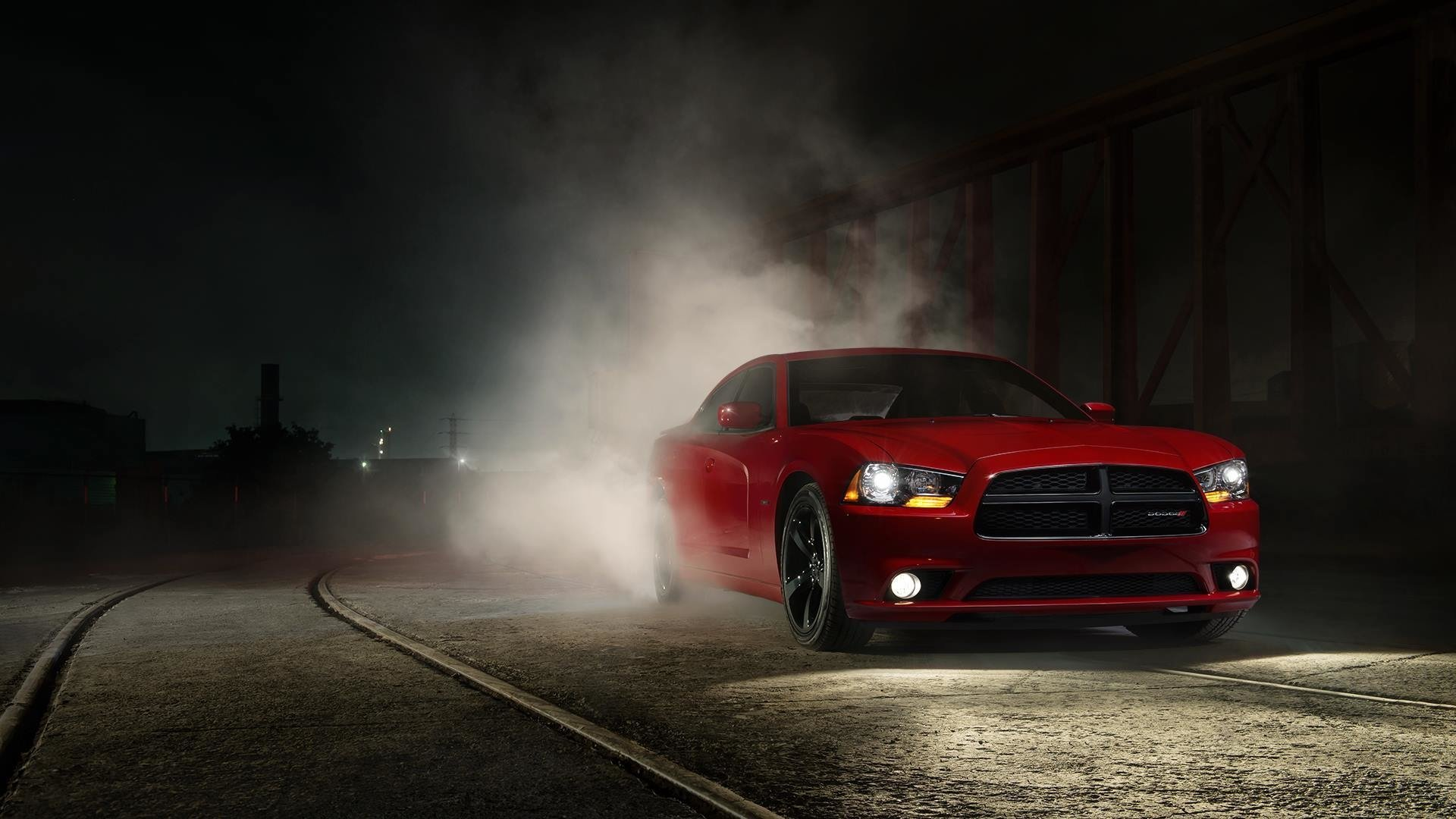 Dodge Charger Full HD Duvarkad And Arka Plan