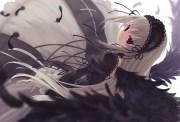suigintou - rozen maiden full hd