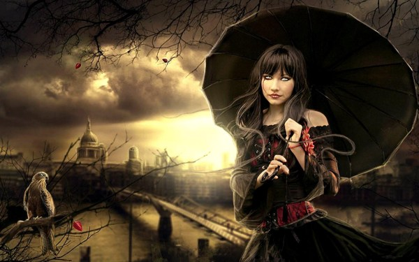 Beautiful Darkness Wallpaper And Background 1440x900 Id 690876 - Abyss