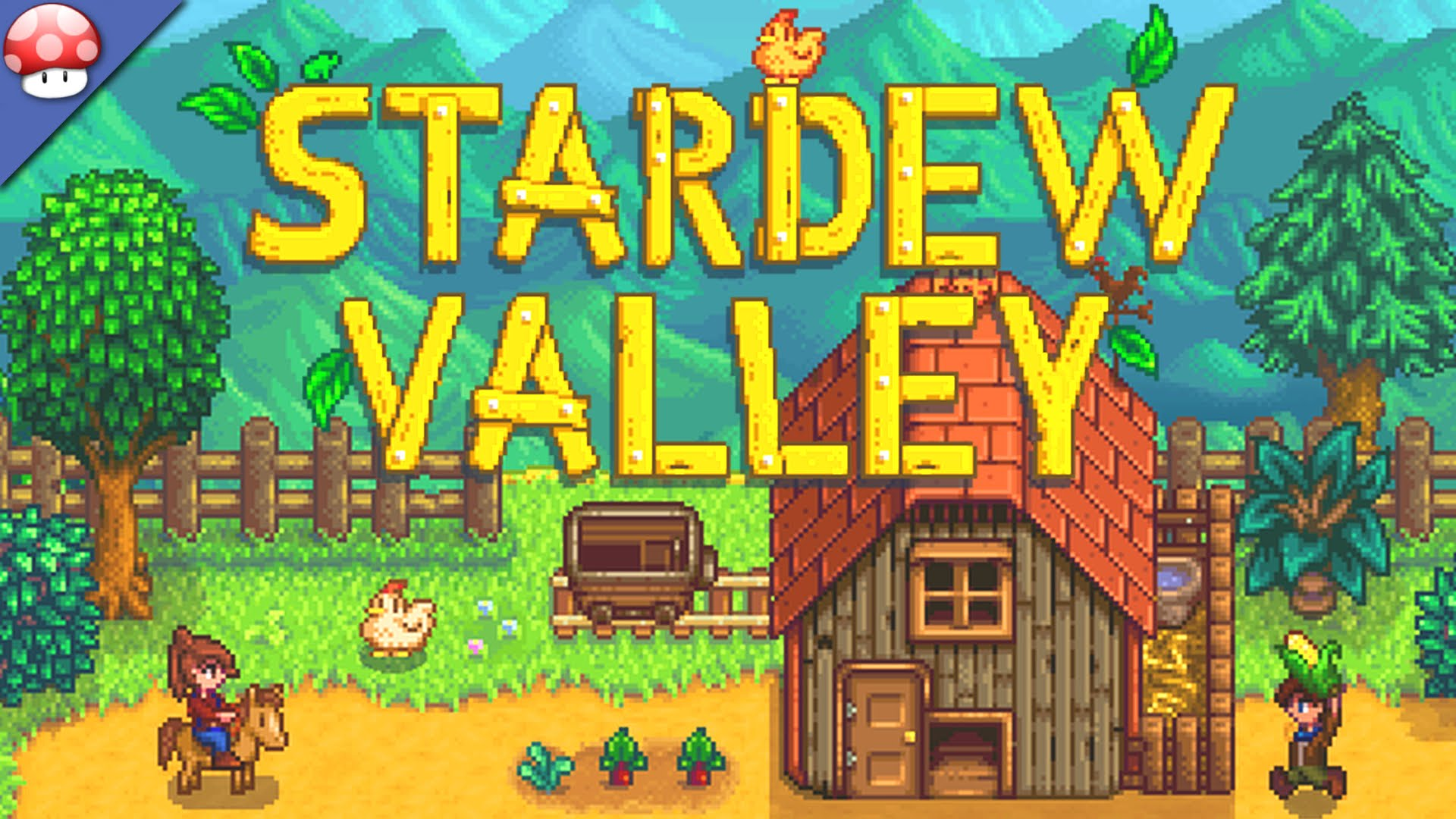 9 Stardew Valley Hd Wallpapers  Backgrounds  Wallpaper Abyss