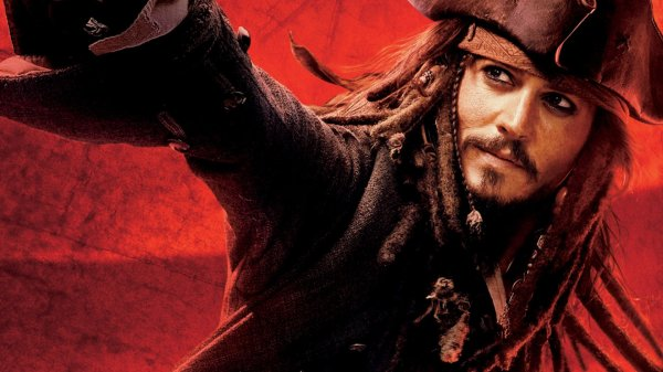 Jack Sparrow Pirates of the Caribbean at World's End