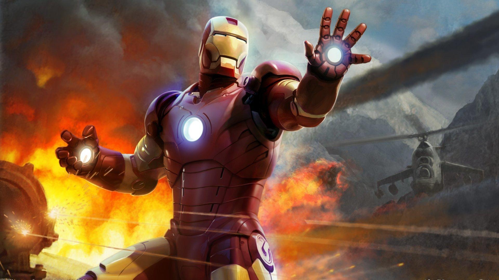 1132 iron man hd
