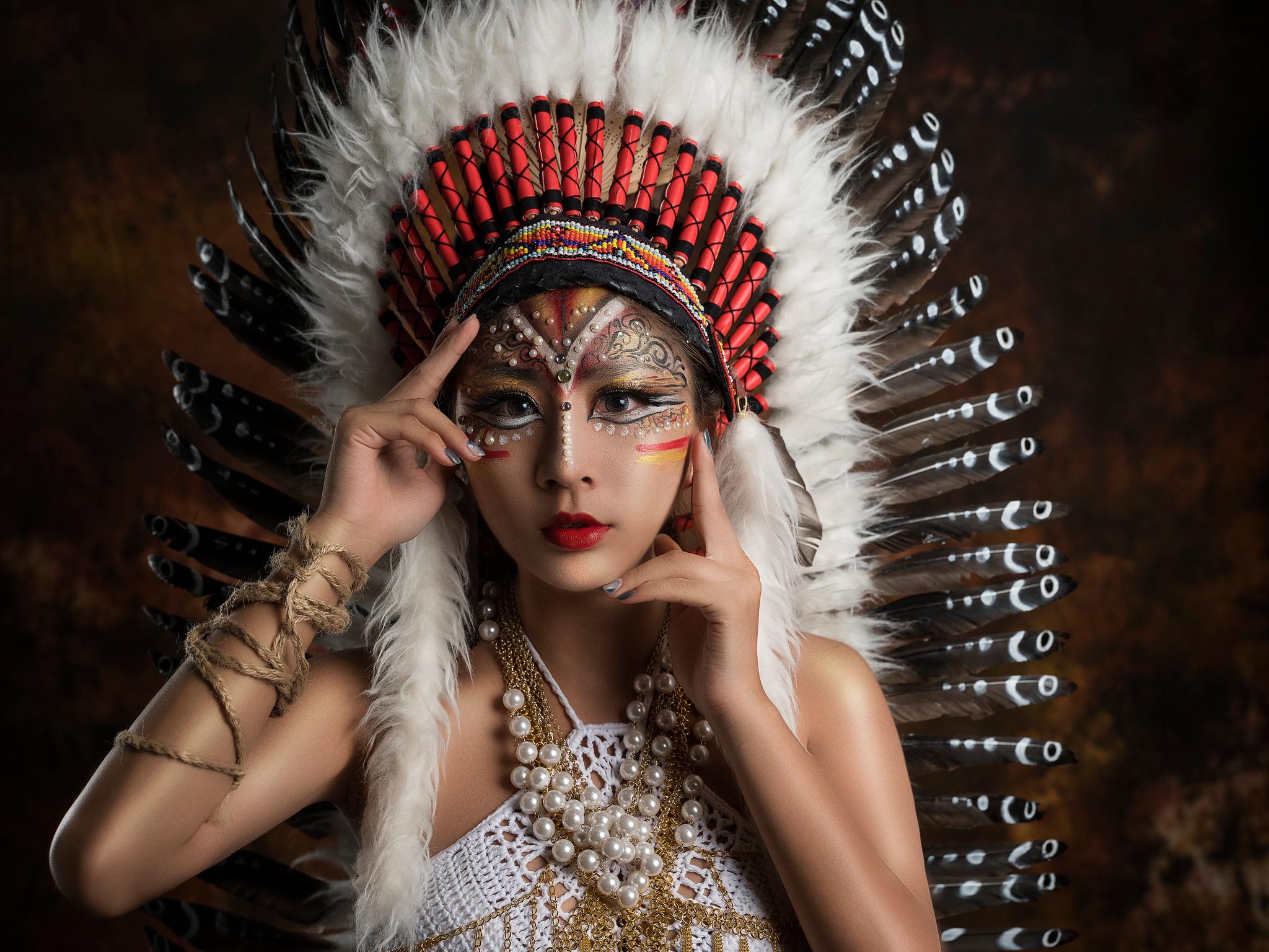 Native American Hd Wallpaper
