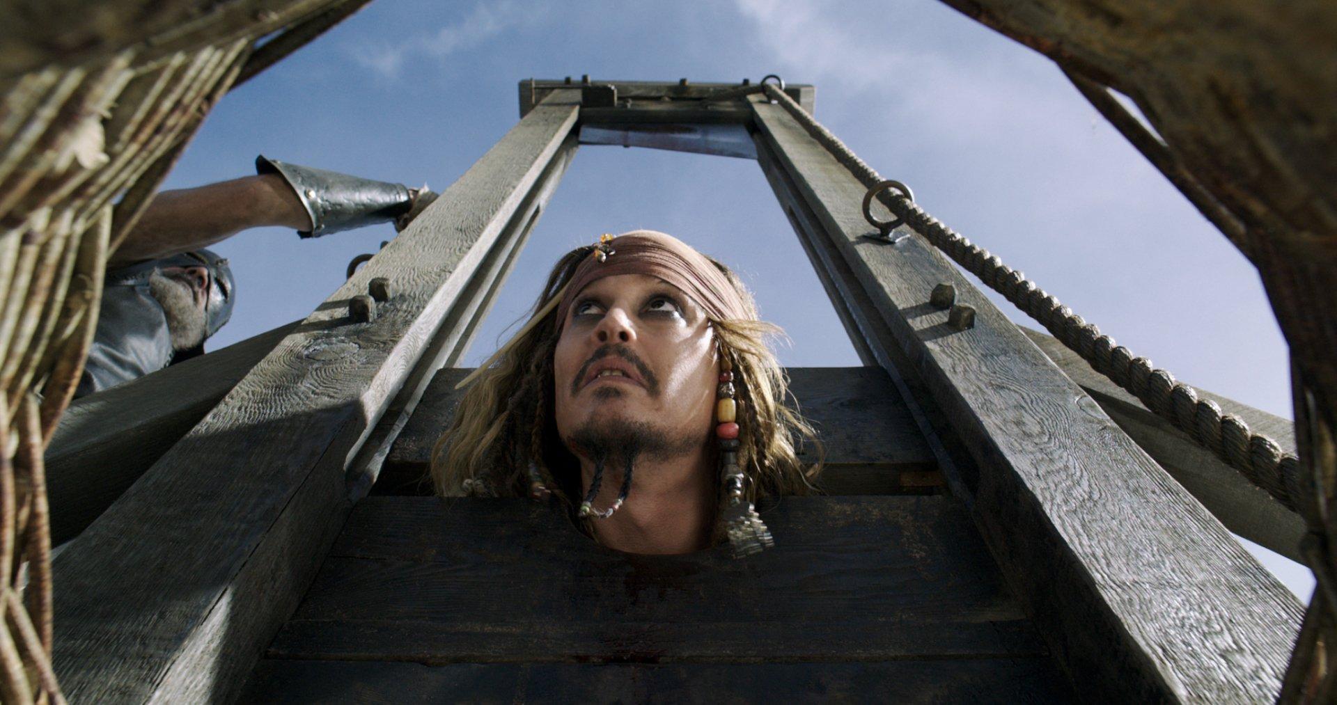 加勒比海盜5:死無對證 高清壁紙 | 桌面背景 | 2048x1080 | ID:859753 - Wallpaper Abyss
