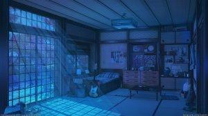 anime bedroom background wallpapers 1920 arsenixc wall