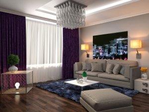 living sofa 4k furniture background wallpapers cgi