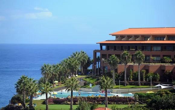 Monte Mar Palace 4 Funchal Jusqu A 70 Voyage Prive