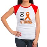 FightStrong Kidney Cancer Women's Cap Sleeve T-Shi