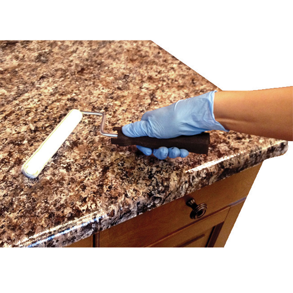 DIY Granite Countertops For Your Home Or RV Kitchen