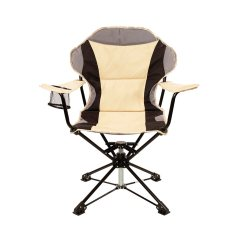 Revolving Chair Used Office Covers Depot Revolve Soft Arm - Goleader Industries (zhejiang) Co Ltd Tan Folding Chairs Camping World