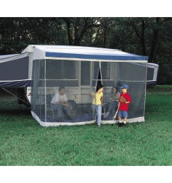 dometic trim line screen room with privacy panels dometic awning rooms camping world [ 1000 x 1000 Pixel ]