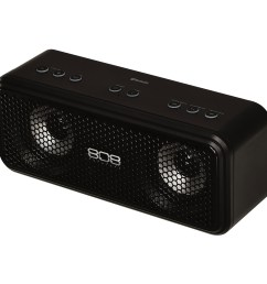 lxs large bluetooth speaker with bass boost audiovox sp270bk portable audio camping world [ 1000 x 1000 Pixel ]