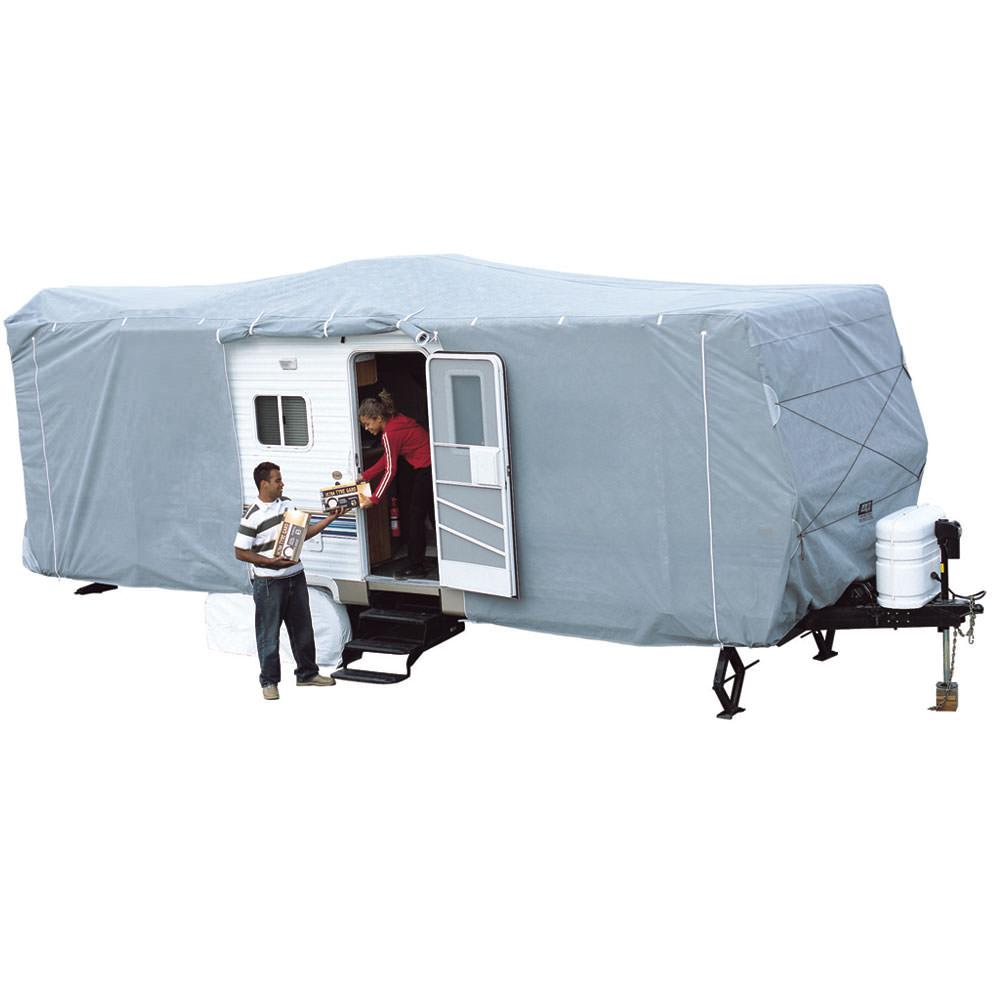 SFS AquaShed Cover for Travel Trailers  28 7