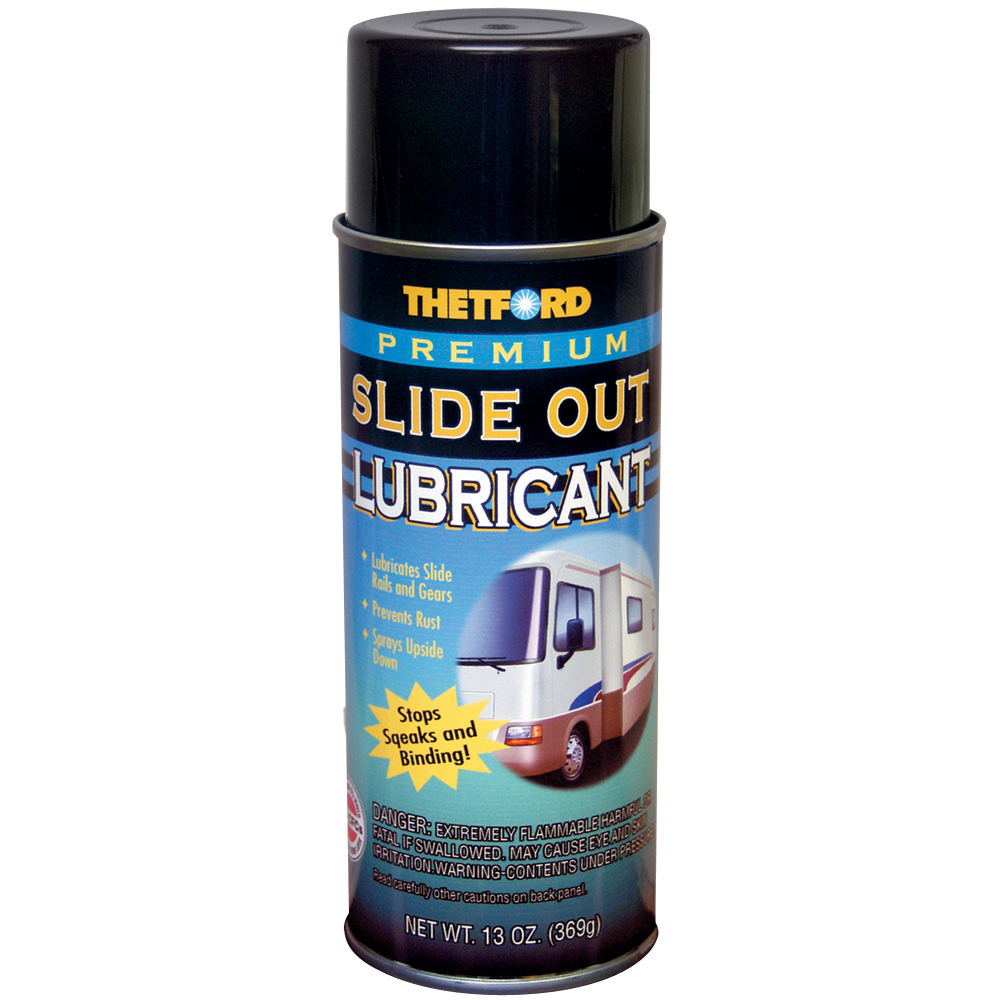 camping world rv sofas modular sofa bed canada slide out lubricant - thetford 32777 slideouts & storage ...