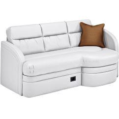 Sofa Beds For Motorhomes Leather Sofas San Antonio Tx Flexsteel Custom Camping World