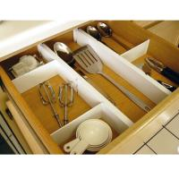 Plastic Kitchen Drawer Dividers, Set of 5 - Axis 6805 ...
