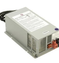 wfco deck mount converter charger 75 amp [ 1000 x 1000 Pixel ]