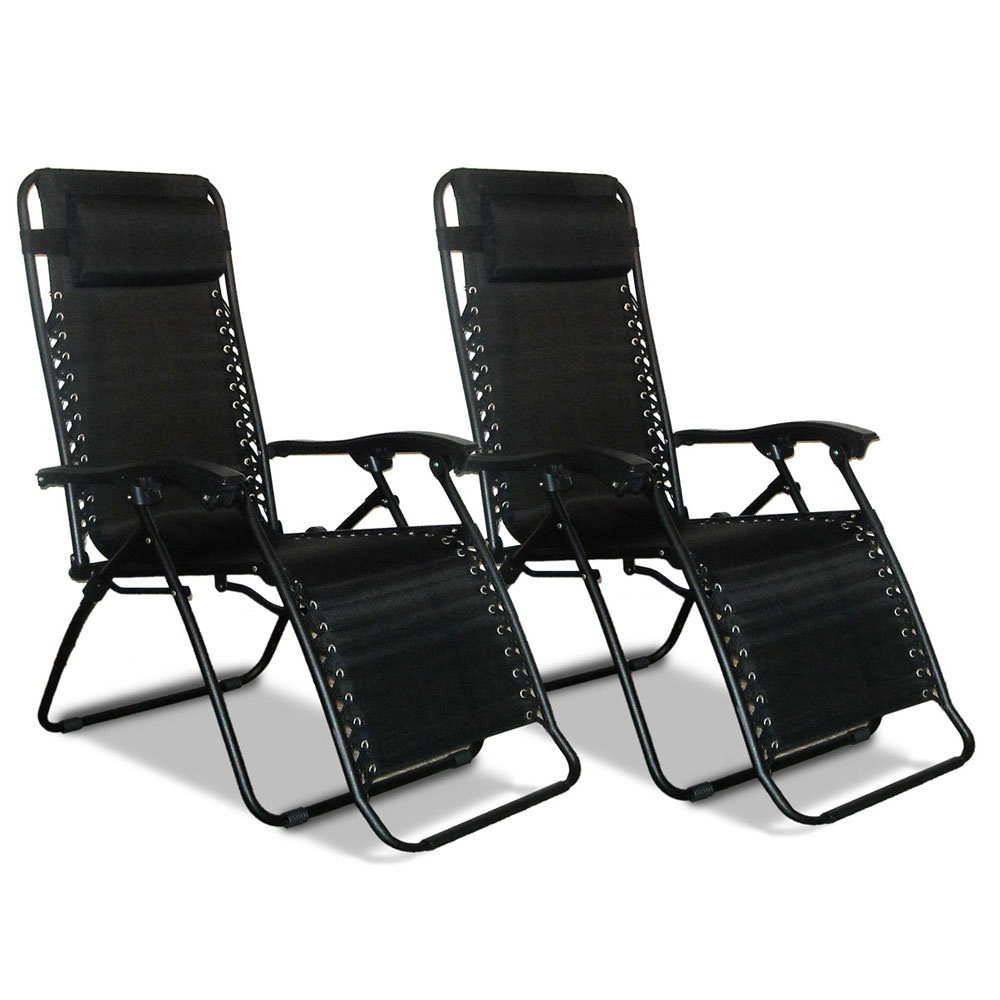 zero gravity chair 2 pack best for lower back pain recliner black caravan canopy 80009000052 recliners camping world