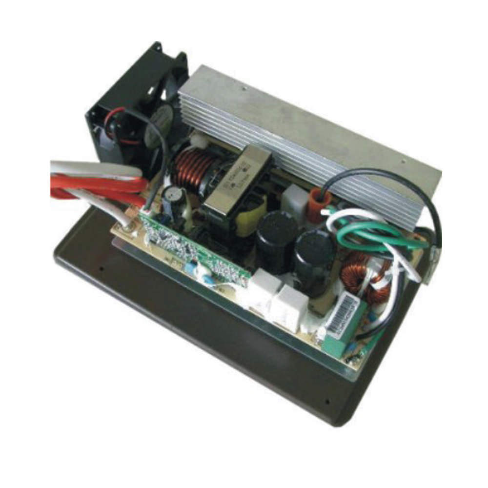hight resolution of wfco main board assemblies 55 amp arterra wf 8955 mba converter chargers camping world