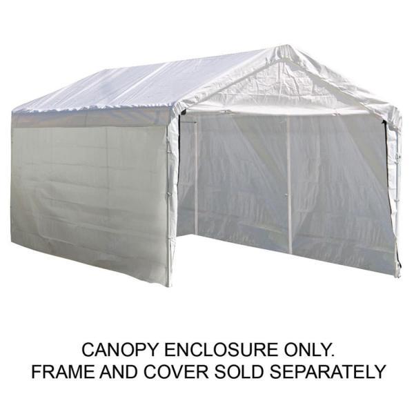 10x20 Canopy Enclosure Kit 2'' Frame