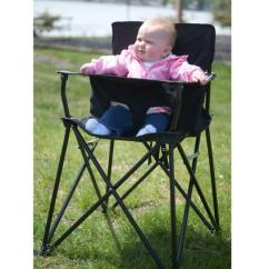 Baby Camping High Chair Unique Office Chairs Uk Ciao Portable Black Jamberly Hb2000 Kids X21