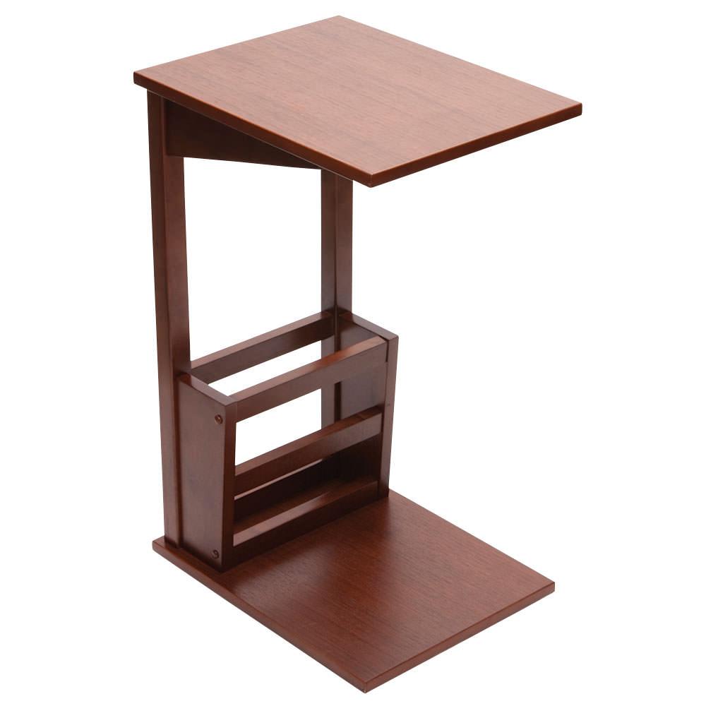 amish built sofa tables seat cushion pads server table walnut direcsource ltd d32 0001 furniture camping world