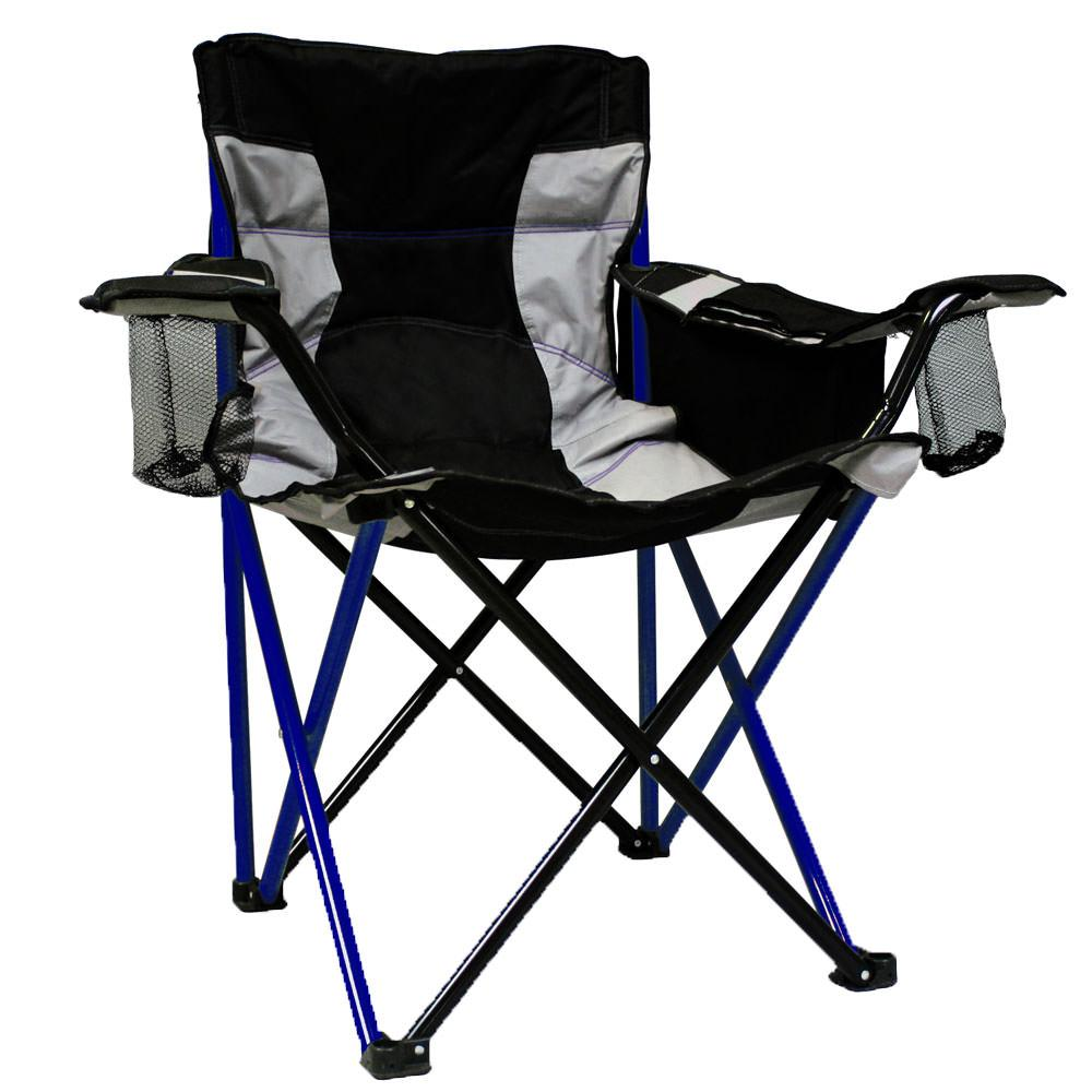 caravan canopy folding chairs swing chair singapore elite quad blue 80190107020 on