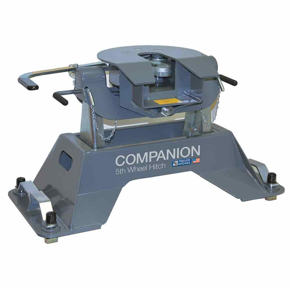 hight resolution of companion ford oem 5th wheel hitch
