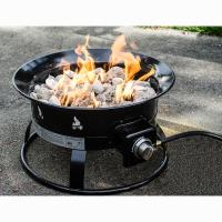 Portable Propane Outdoor Fire Pit - Heininger 5995 - Fire ...
