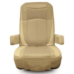Rv Captain Chair Seat Covers Low Back Parsons Dining Grip Fit Universal Set Of 2 Camping World