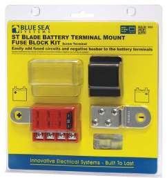 st blade battery terminal mount fuse block kit blue sea systems inc 5024 battery accessories camping world [ 1000 x 1000 Pixel ]