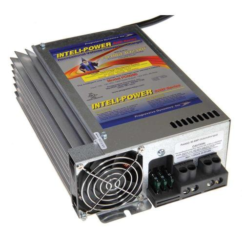 small resolution of progressive dynamics 80 amp converter with charge wizard
