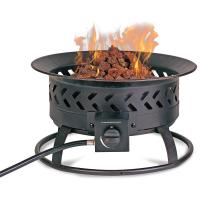 Mr BarBQ Propane Fire Pit - Mr Bar-B-Q GAD16600S - Fire ...