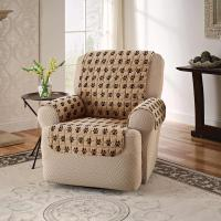 Paw Print Furniture Protector, Recliner, Seat Width